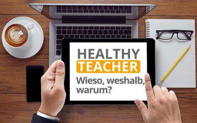 000 – Der Healthy Teacher Podcast: Wieso, weshalb, warum?