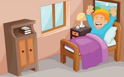 037 – 6 Tipps, mit denen du morgens leichter aus dem Bett kommst