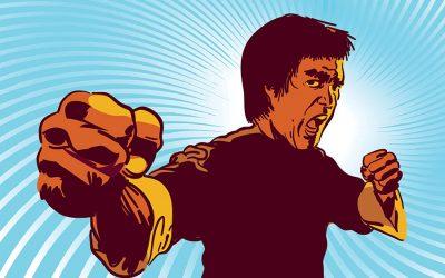 044 – 6 Zitate der Eastern-Legende Bruce Lee für ein kugelsicheres Lehrermindset
