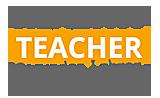 Logo Healthy Teacher mit Schriftzug Gesundes Lehrer-Selbstmanagement